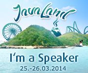 JavaLand 2014 Speaker (Michael Kurz)